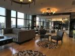 Residences Lounge free WIFI