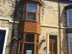 The front of George House Whitby