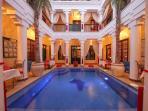 Riad Africa Atrium
