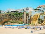 Nearest beach Peneco 2 min walk with glass panoramic elevator