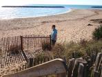 45 min by car you find the Mediterranean sea