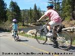 The Truckee River & Bike Trail is within 100 yards of the condo.