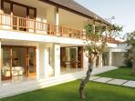 Villa Asante - Bedroom pavilion