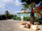 Bonaire16, situated on a dead end street and enjoy your own private parking space.