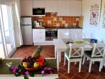 Casa Ria - apartamento este - kitchen