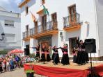 Guaro - veel feesten en tradities