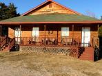 The Woodland - Cedar Creek Cabins