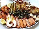 Popular seafood
