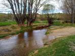 Río Alfambra Zona Fluvial a su paso por Cuevas Labradas.