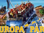 A proximité du Parc d'attraction:  Europa-park