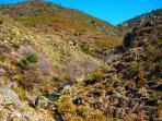 Breathtaking views on hiking trails