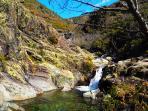 Experience amazing nature through hiking