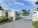Gated one acre property