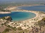 Voidokoilia beach