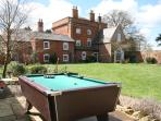 Charming Grade II Star  3 Bedroom Cottage with private courtyard and shared garden