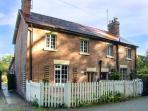 AQUEDUCT COTTAGE canalside property, WiFi, open fire in Chirk, Ref 916333