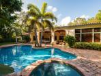 Grand House in Miami Shores