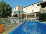 4 bedroom Villa in Vizinada, Istria, Croatia : ref 2088213