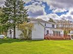 Let this sensational Gaylord vacation rental house serve as your quintessential home base in Northern Michigan!