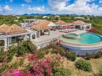 Just in Paradise, 3BR vacation rental, Terres Basses, St Martin