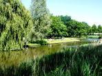 nearby Erasmus park