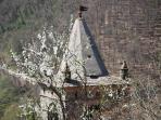 Il campanile in primavera!