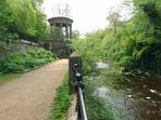 The Water of Leith walk