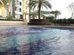 Facilities - Outdoor Unheated Kid's Swimming Pool