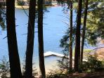 Beautiful lake for swimming and boating!