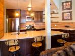 Sherwin Villas #14 - Breakfast bar for 3