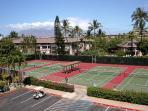 Kamaole Sands Tennis Courts