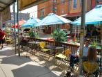 The Historic Italian Market - Starts 3 Blocks Away