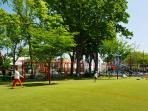 Dickinson Square Park - 3 Blocks Away