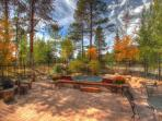 Spa Area - The Seasons has a wonderful spa area with private changing rooms, 2 large hot tubs, and a Steam Room, Grill...