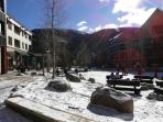 Winter view -