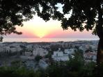 Sunset over Kato Paphos