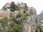 Castillo de Guadalest con Museo de las Miniaturas a 30 km menuda excursion