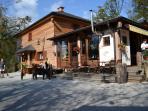 Restaurant 'Slavkov dom'