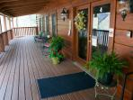 Our lodge is meticulously maintained and spotlessly clean