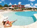 5 bedroom Villa in Pula-Valtura, Pula, Croatia : ref 2219205
