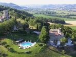 7 bedroom Villa in Solfagnano, Campagna Umbra, Umbria, Italy : ref 2230620