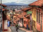 Down Town La Candelaria