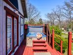 Stone Meadow Resort - Hot Tubs, Pet/Bike Frndly