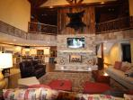 Luxury Mountain Lodge to make Awesome Memories
