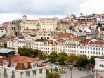 Casa Santana -  Lovely Rossio Views, free WiFi