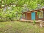 Elevate your Texas retreat with a stay at this fantastic Kemp vacation rental house.