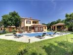 4 bedroom Villa in Valtura, Istria, Croatia : ref 2210732