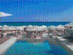 Kool`s club  pool at Mamitas beach