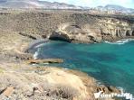 Spiaggia Caleta / Beach Front Caleta