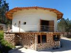 Front of the Eco-Vila